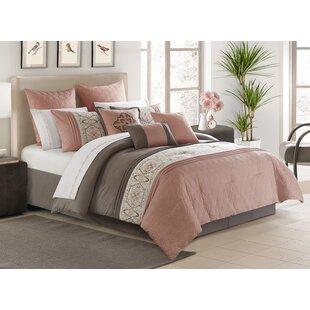 Featherste 7 Piece Comforter Set