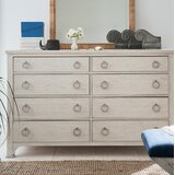 The Escape 8 Drawer Double Dresser by Coastal Living™ by Universal Furniture