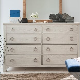 The Escape 8 Drawer Double Dresser by Coastal Living by Universal Furniture