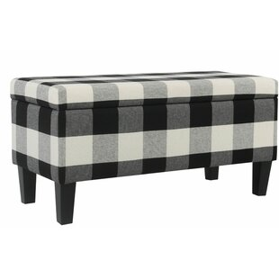 Herr Upholstered Storage Bench