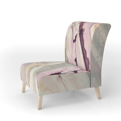 Shaby Marble Side Chair