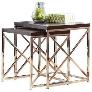 Rigel 2 Piece Nesting Tables