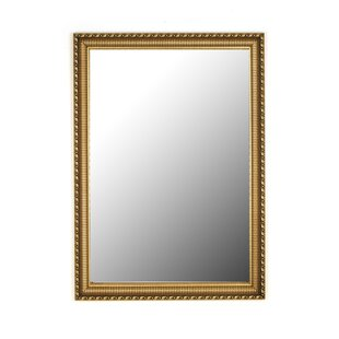 Inexpensive Athenian Ornamented Framed Wall Mirror By Second Look Mirrors