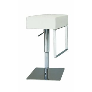 Adjustable Height Swivel Bar Stool Chintaly Imports