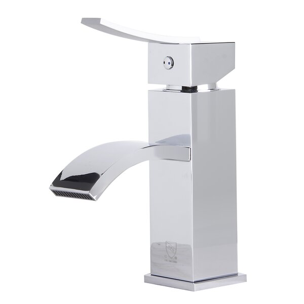 alfi brand single handle bathroom faucet & reviews | wayfair