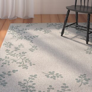 Jacqueline Winterberry Green Indoor/Outdoor Area Rug