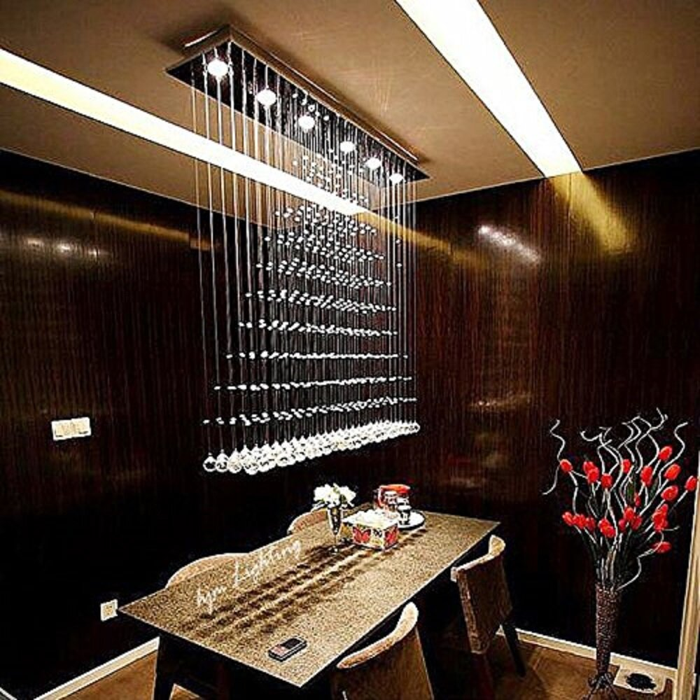 Mercer41 Chingford 6 Light Crystal Geometric Chandelier Reviews Wayfair