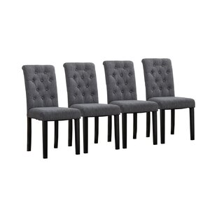 Tharpe Upholstered Dining Chair Set Of 4