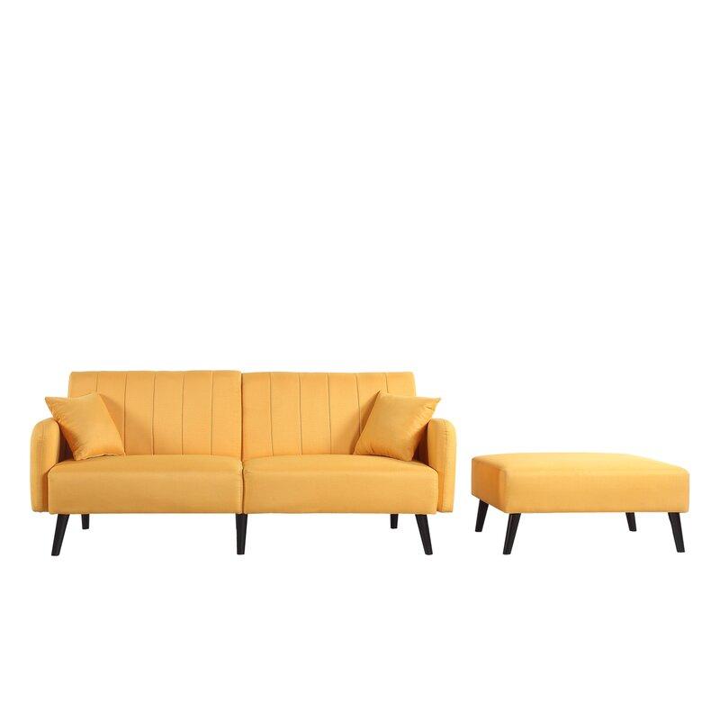 Merveilleux Ryegate Mid Century Convertible Sofa