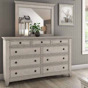 Mirror White Dressers Youll Love Wayfair