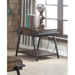 Magnum End Table by Brassex