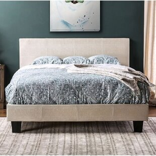 Madsen Upholstered Platform Bed