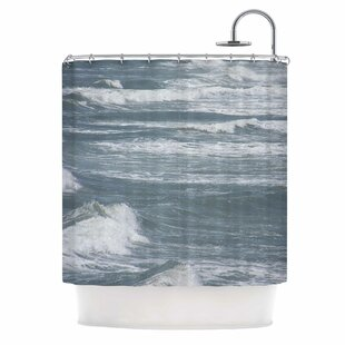 Crest Single Shower Curtain