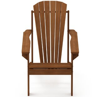 Brewster Wood Adirondack Chair