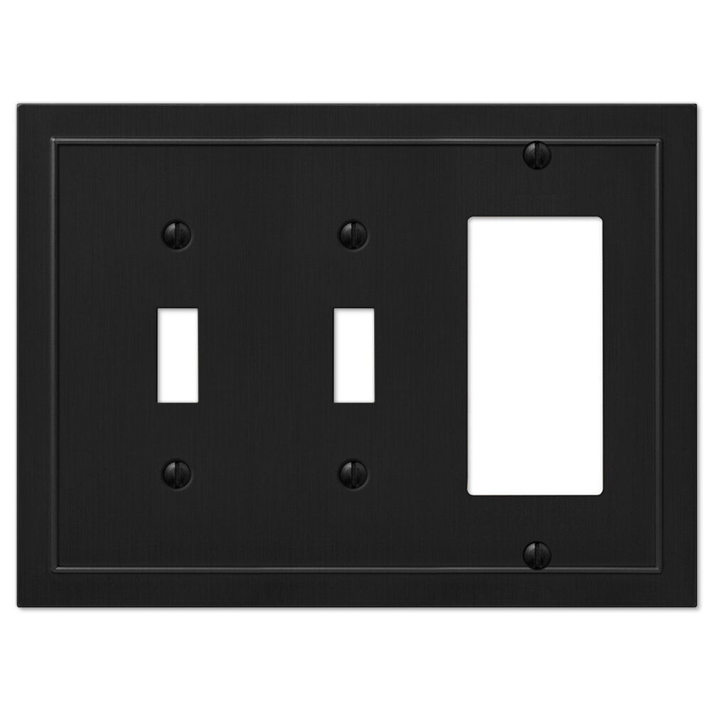 3 Gang Combination Plate Switch Plates You Ll Love In 2021 Wayfair