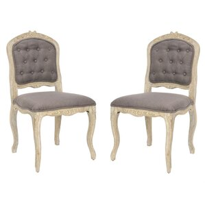 Annabelle Side Chair (Set of 2) by Safavieh