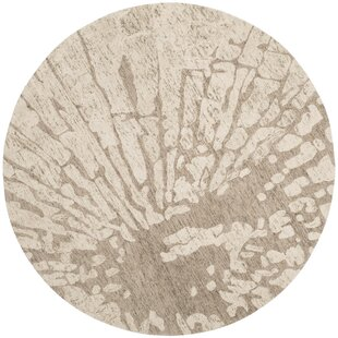 Adan Taupe Area Rug by Williston Forge