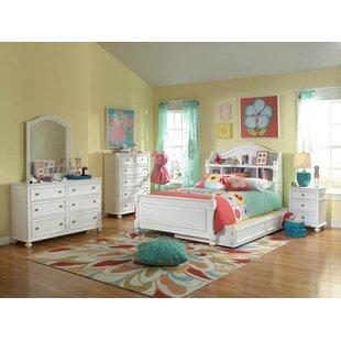 Madison Panel Customizable Bedroom Set by LC Kids