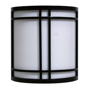 Affordable 1-Light Outdoor Flush mount By Efficient Lighting