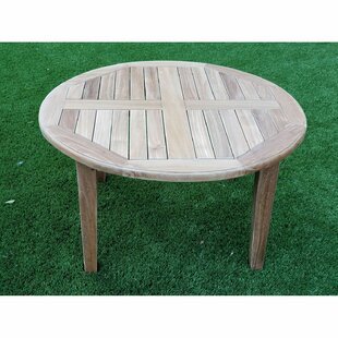Kasen Teak Coffee Table