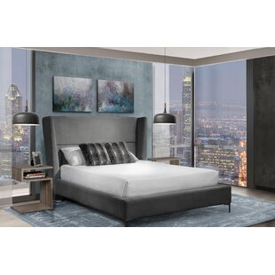 Leni Upholstered Platform Bed