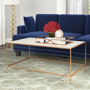 Arlington Coffee Table Everly Quinn