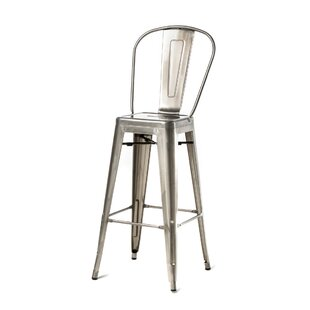 Affordable Price Varvara 30 Bar Stool (Set of 4) by 17 Stories Reviews (2019) & Buyer's Guide