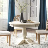 Eminence Extendable Dining Table by Kelly Clarkson Home