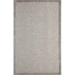 McCollum Hand-Tufted Gray Area Rug