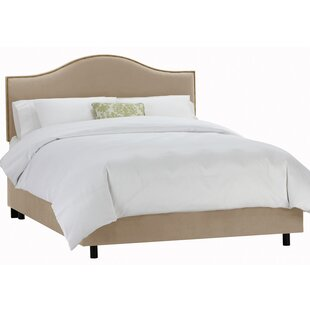 Carnaby Upholstered Panel Bed