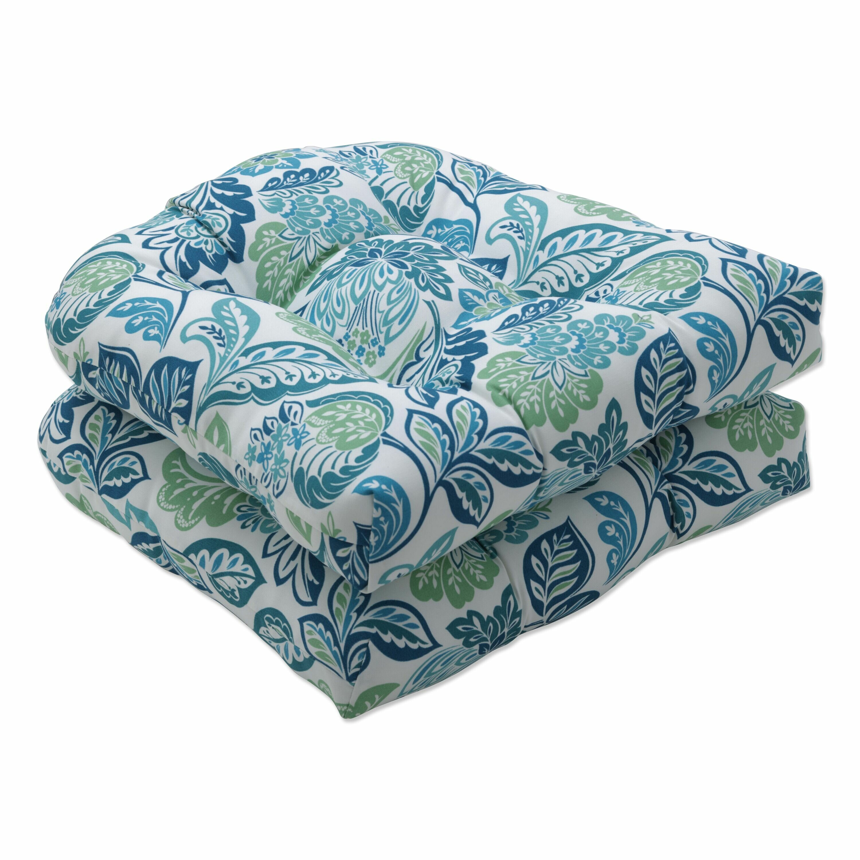 Canora Grey Dailey Opal Indoor Outdoor Seat Cushion Wayfair