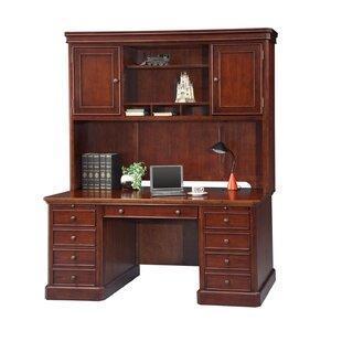 Reviews Spielman Executive Desk ByDarby Home Co