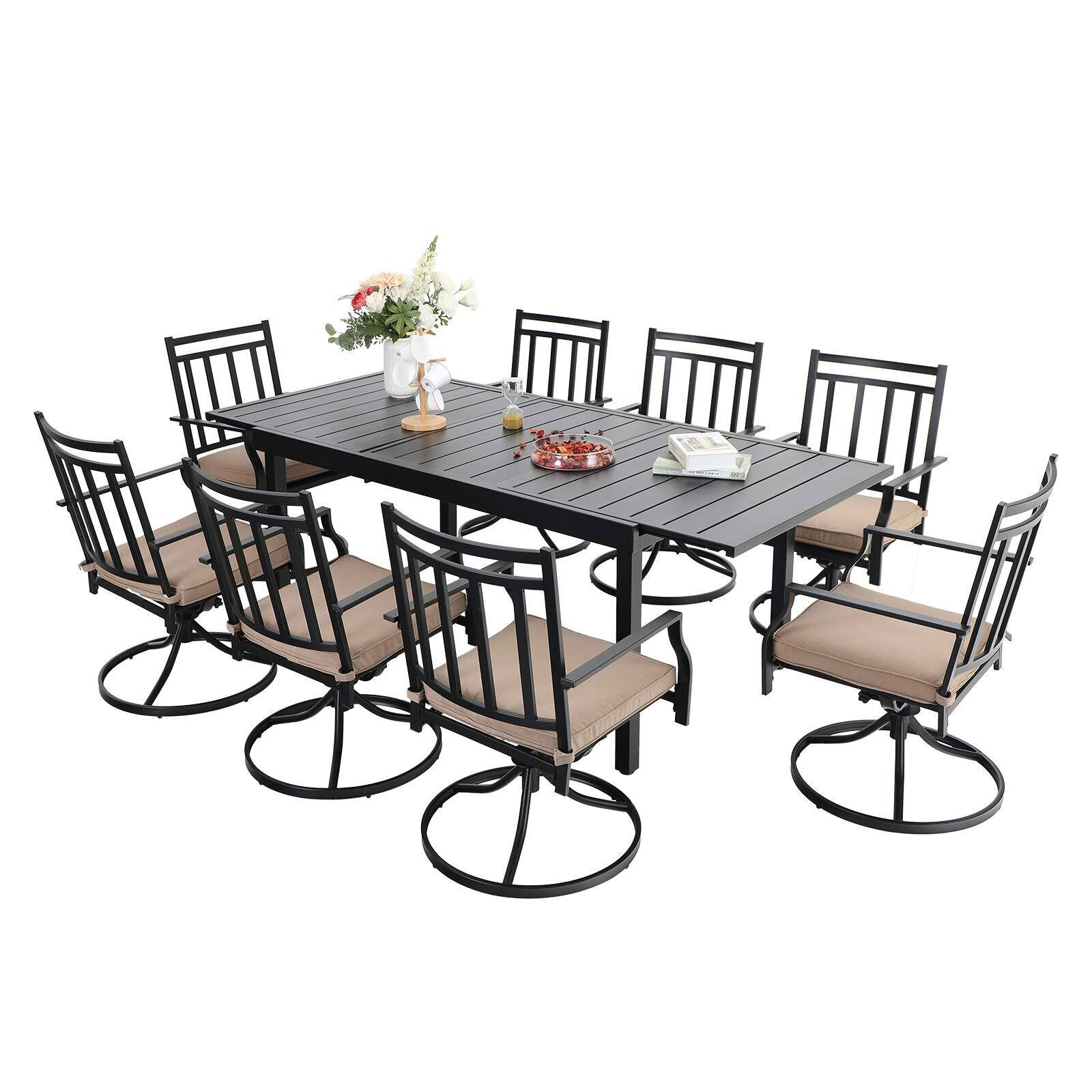 Eight Person Patio Dining Sets You Ll Love In 2021 Wayfair