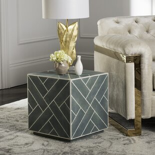 Affordable Price Bostic End Table by Mercer41