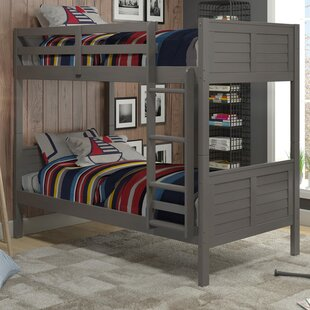 Nannette Twin over Twin Bunk Bed