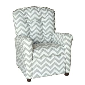 Estella Zig Zag Kids Recliner  sc 1 st  Wayfair : kid recliners - islam-shia.org