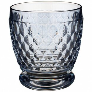 Boston Old Fashion Glass 11 Oz. Crystal by Villeroy & Boch Great price