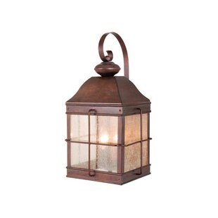 Downie 3-Light Outdoor Wall Lantern By Breakwater Bay Outdoor Lighting