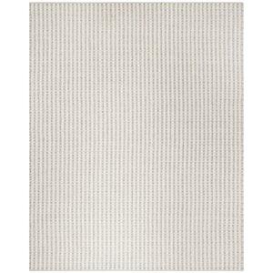 Billie Hand-Tufted Gray/Ivory Area Rug