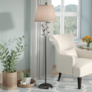 Extra tall floor lamps wayfair schofield 58 floor lamp mozeypictures Choice Image