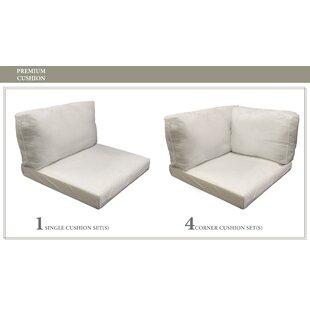 Merveilleux Monterey Outdoor 14 Piece Lounge Chair Cushion Set