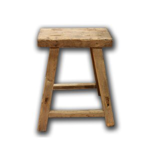 Read Reviews Elm Accent Stool By Asian Loft