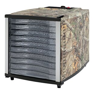 10 Tray Realtree Extra Food Dehydrator by Magic Chef Comparison