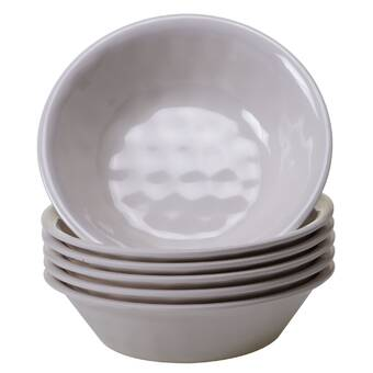 Front Of The House Platewise 11 Oz Organic Footed Soup Bowl Wayfair