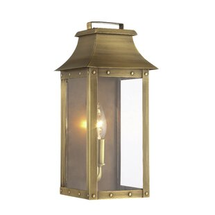 Hayes Outdoor Wall Lantern