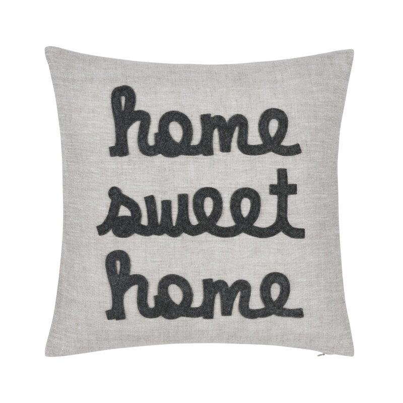 Alexandra Ferguson Home Sweet Home Throw Pillow Wayfair