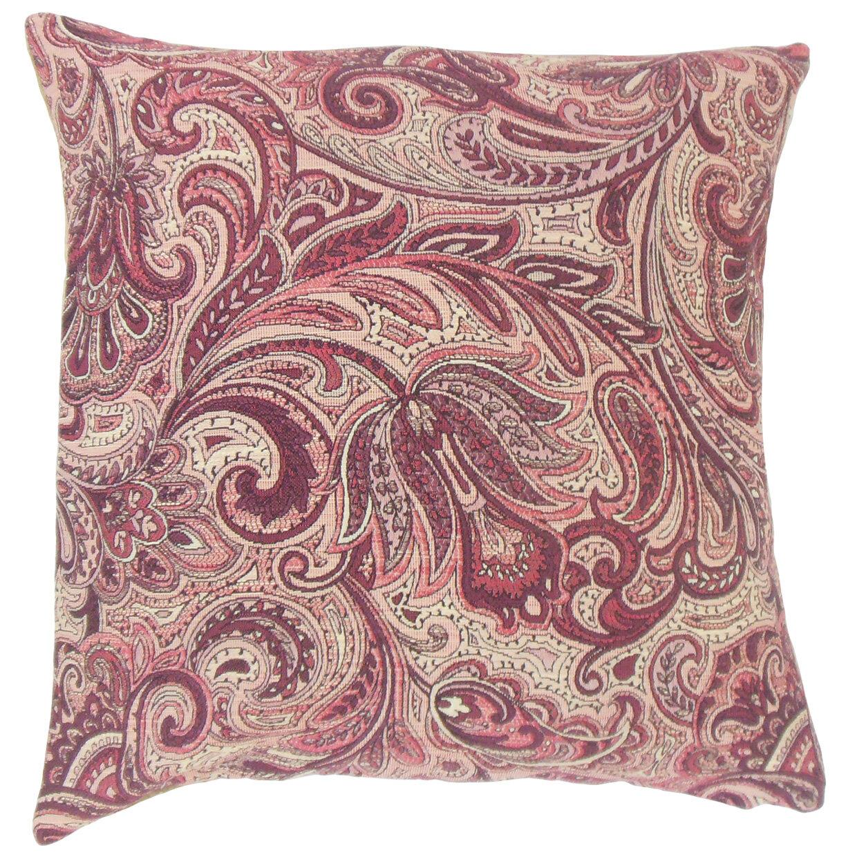 Darby Home Co Cherelle Paisley Floor Pillow Wayfair