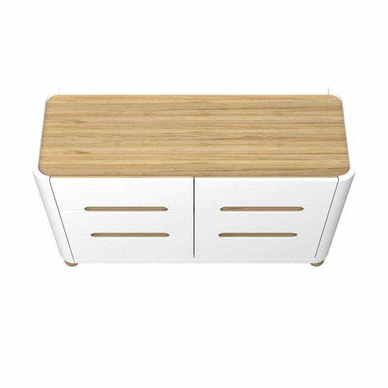 Roland 6 Drawer Dresser