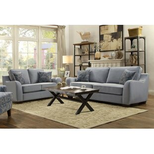 Find for Hefley 2 Piece Living Room Set by Alcott Hill Reviews (2019) & Buyer's Guide