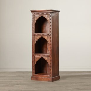 Finch Standard Bookcase by Bloomsbury Market Great Reviews